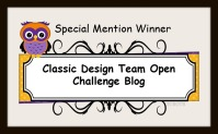 3-31-17 Classic DT Challenge - Special Mention Winner