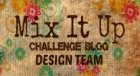 Mixitup design team badge