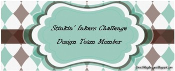 Stinkin' Inkers Design Team Badge