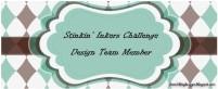 Stinkin' Inkers Design Team Badge