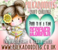 polkadoodles team badge