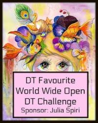 DT Favourite Winner Julia Spiri